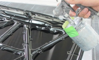 多田自動車工業 板金塗装