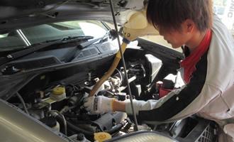 多田自動車工業 車検・整備