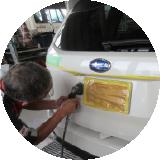 多田自動車 板金塗装